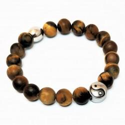 Yin-Yang Armband van Stenen...