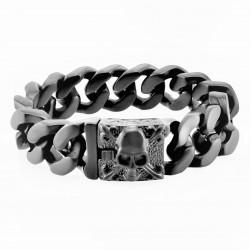 XXL Schedel-Armband van...