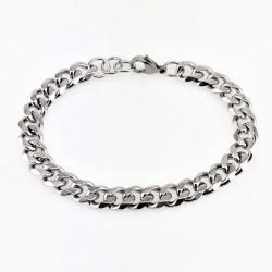 Roestvrijstalen Armband met...