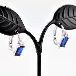 Xuping Jewelry Blauwe...