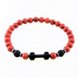 Prachtige Armband van Rode...