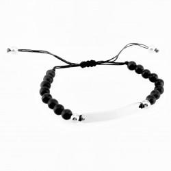 Prachtige Onyx Armband met...