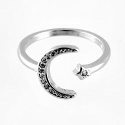 Verstelbare Ring S925...