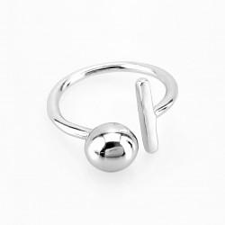 Verstellbare Ring S925...