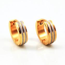 2-Strepen Design Gouden...