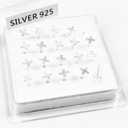 925 Sterling Zilver Kruis...