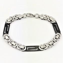 Zwart/Zilverkleurig 8,5 mm...
