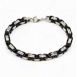 Zwart/Zilver 22 cm x 7,5 mm...